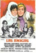 Las Amigas (1969) afişi