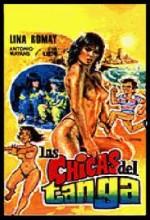Las Chicas Del Tanga (1987) afişi