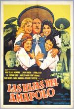 Las Hijas Del Amapolo (1962) afişi