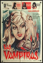The Vampire Girls (1969) afişi