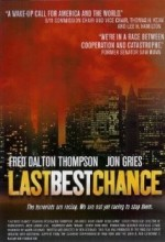 Last Best Chance (2005) afişi
