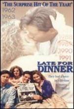 Late for Dinner (1991) afişi