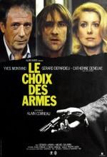 Le Choix Des Armes (1981) afişi