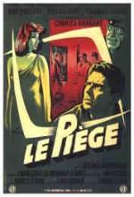 Le Piège (1958) afişi