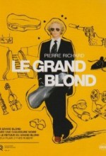 Le Retour Du Grand Blond (1974) afişi