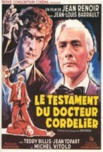 Le Testament Du Docteur Cordelier (1959) afişi