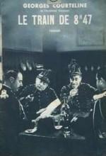 Le Train De  8 H 47 (1927) afişi