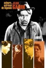 Le Tunnel (1933) afişi