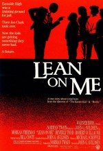 Lean On Me (1989) afişi