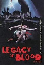 Legacy Of Blood (1978) afişi