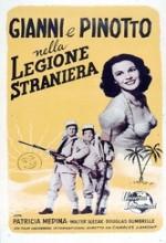 Legione Straniera (1953) afişi