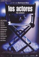 Les Acteurs (2000) afişi