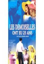 Les Demoiselles Ont Eu 25 Ans (1993) afişi