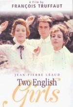 Les Deux Anglaises Et Le Continent (1971) afişi