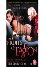 Les Fruits De La Passion (1981) afişi