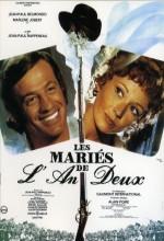 Les Mariés De L'an ıı (1971) afişi