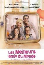 Les Meilleurs Amis Du Monde (2010) afişi