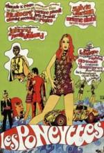 The Ponies (1967) afişi