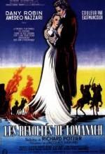 Les Révoltés De Lomanach (1954) afişi
