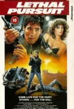 Lethal Pursuit (1988) afişi