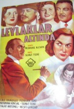 Leylaklar Altında (1954) afişi