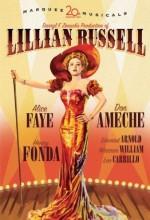 Lillian Russell (1940) afişi