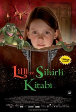 Lili ve Sihirli Kitabı (2009) afişi