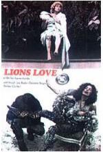 Lions Love (1969) afişi
