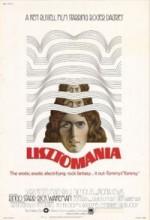 Lisztomania (1975) afişi