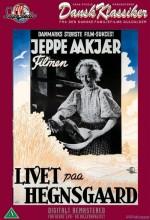 Livet Paa Hegnsgaard (1938) afişi