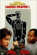 Loaded Weapon 1 (1993) afişi