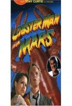 Lobster Man From Mars (1989) afişi