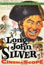 Long John Silver (ı) (1954) afişi