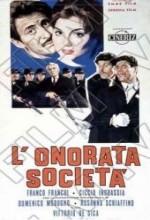 L'onorata Società (1961) afişi