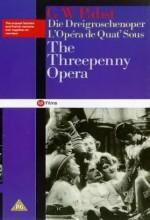 L'opéra De Quat'sous (1931) afişi