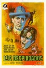 Los Despiadados (1967) afişi
