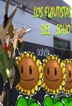 Los Flautistas Del Soho (2010) afişi