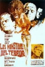 Los Monstruos Del Terror (1970) afişi