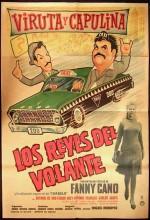 Los Reyes Del Volante (1965) afişi