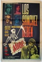 Los Sánchez Deben Morir (1966) afişi