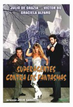 Los Superagentes Contra Los Fantasmas (1986) afişi