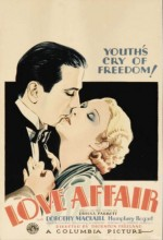 Love Affair(I) (1932) afişi