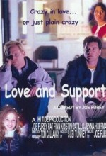 Love And Support (2001) afişi