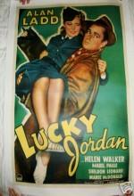 Lucky Jordan (1943) afişi