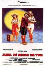 Luna Di Miele In Tre (1976) afişi