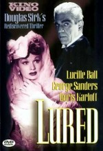 Lured (1947) afişi