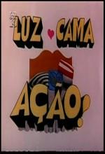 Luz, Cama, Ação! (1976) afişi