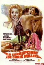 La corrupción de Chris Miller (1973) afişi