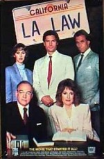 L.A. Law Sezon 1 (1986) afişi