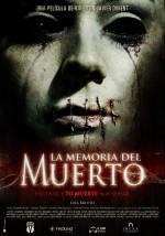La Memoria Del Muerto (2011) afişi